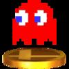 Trophy of Blinky in Super Smash Bros. for Nintendo 3DS.