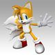 """Artwork of Miles """"Tails"""" Prower from Mario & Sonic at the Olympic Games"""
