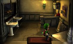 The Restrooms in Treacherous Mansion