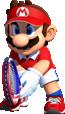 Mario from Mario Tennis Aces
