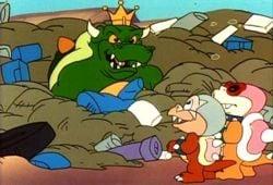 """Recycled Koopa"" episode"