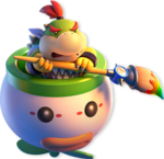 SM3DWBF Bowser Jr Solo Art.png
