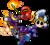 Meta-Knights spirit from Super Smash Bros. Ultimate.