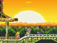 The beginning of Special Episode Part 5 in Wario: Master of Disguise.