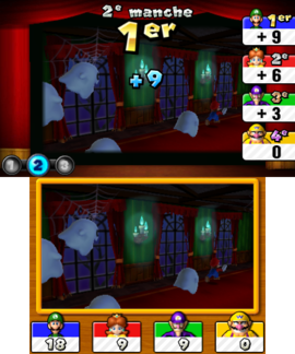 Get Reel from Mario Party: Island Tour