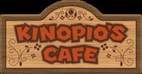Kinopio's Café logo