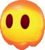 A Lava Bubble in Super Mario Odyssey