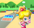 SNES Mario Circuit 1R from Mario Kart Tour
