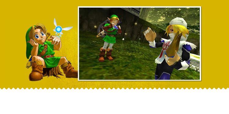 Picture shown with the first question in Nintendo Selects Trivia Quiz
