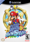 North American box art for Super Mario Sunshine.