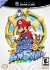 North American box art for Super Mario Sunshine.