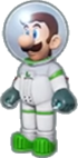 Luigi's Space Suit icon in Mario Kart Live: Home Circuit