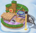 The map icon of Deep Jungle Drift
