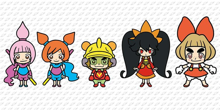 Picture shown with the second question of WarioWare Gold Fun Personality Quiz