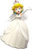 Peach (Wedding) from Mario Kart Tour
