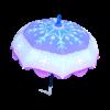 Blizzard Parasol from Mario Kart Tour