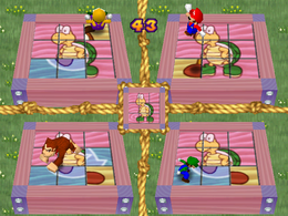Tile Driver from Mario Party 2