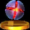 X Bomb trophy