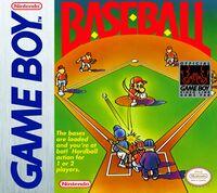 Boxart for Baseball