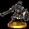 Darknut trophy