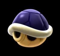 Black Shell from Mario Kart Arcade GP DX.