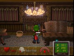 Nana's Room from Luigi's Mansion