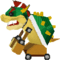 Model of Bowser???, from Paper Mario.