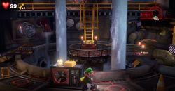 The Reservoir in Luigi's Mansion 3