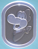 A Plessie Medal after its related mission has been completed in Super Mario 3D World + Bowser's Fury
