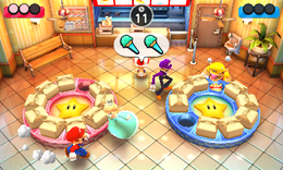 Order Up from Mario Party: The Top 100