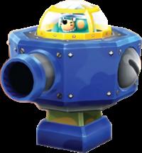 Undergrunt Gunner from Super Mario Galaxy.