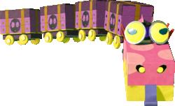 The Gator Train
