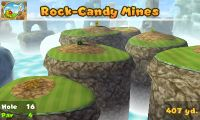 Hole 16 of Rock-Candy Mines (golf course) in Mario Golf: World Tour