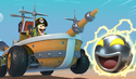 Lightning Lagoon course icon from Mario Kart Live: Home Circuit