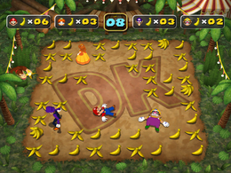 Mass A-peel from Mario Party 5