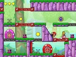 Level 2-4 of Jumpy Jungle