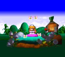 Mario Rpg Peach