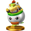 Bowser Jr.'s trophy render from Super Smash Bros. for Wii U