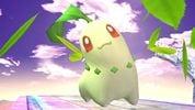 Chikorita in Super Smash Bros. Brawl