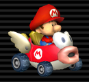 Baby Mario's Cheep Charger