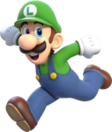 Luigi Artwork - Super Mario 3D World.png