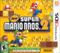 The front North American cover art for New Super Mario Bros. 2