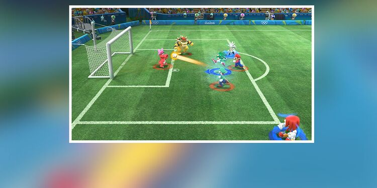 Picture shown with the fifth question in Mario & Sonic at the Rio 2016 Olympic Games Characters Quiz