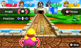 Goomba Bowling from Mario Party: The Top 100
