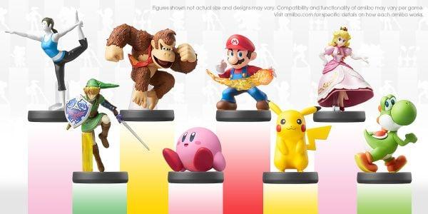 Banner for a Play Nintendo opinion poll on amiibo. Original filename: <tt>2x1_KidsPoll_amiibo_V2_B.0290fa9874e6c2e6db1c3f61b1e85eb024429302.jpg</tt>