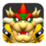 Bowser's mugshot from Mario Party 5