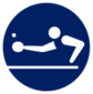 Event icon used for Table Tennis in Mario & Sonic at the Olympic Games Tokyo 2020
