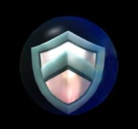 Reflect Shield from Mario Kart Arcade GP DX