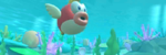 3DS Cheep Cheep Lagoon from Mario Kart Tour