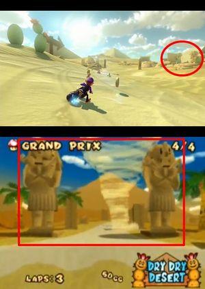 Mario Kart Comparision
